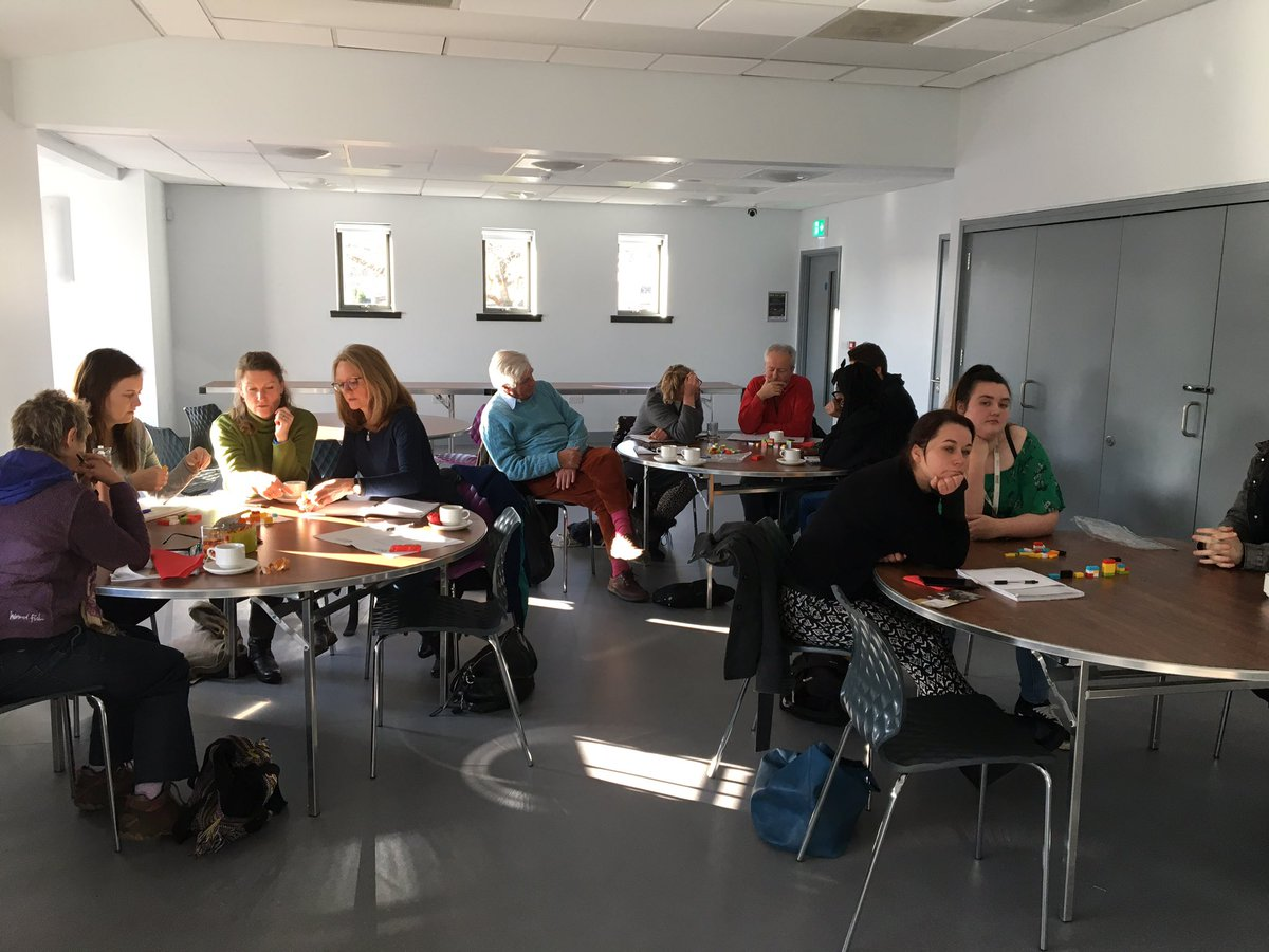 Day 2 of Carbon Literacy for Communities training in Hawick @Carbon_Literacy @KSBScotland<br>http://pic.twitter.com/XT0vfNCQhx
