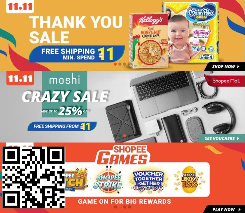 Shopee is a social-first, mobile-centric marketplace designed for both buyers and sellers where users can browse, shop and sell on the go. <br>http://pic.twitter.com/ZgfCP1VIu2