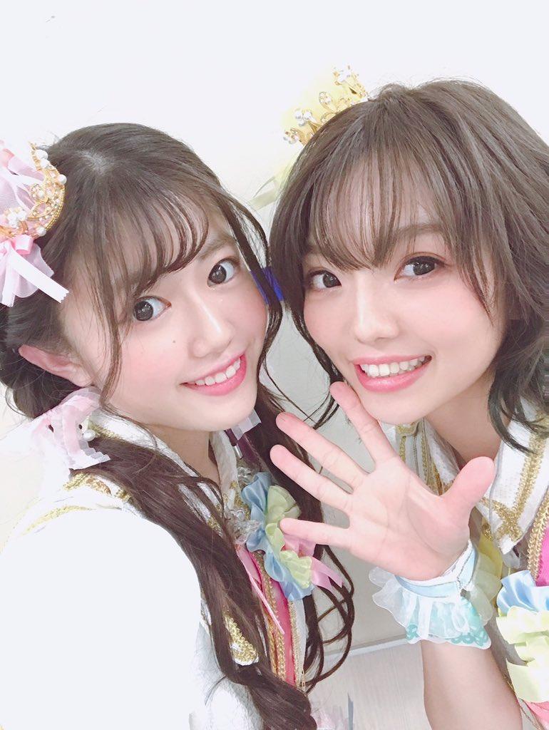 生田輝さん!!とにかく優しくて、お姉さんの様な存在です。生田さんがご一緒して下さったからステージも楽しく立つ事が出来ました。いつも側にいて下さったり支えて下さいました。本当にありがとうございました!!(まき)
