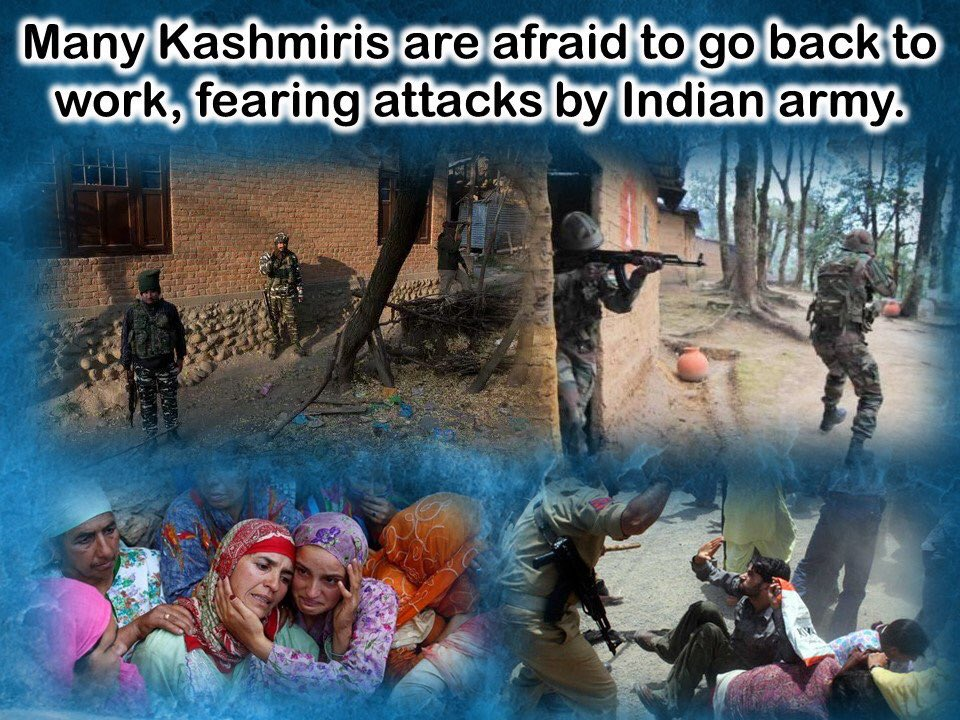 Kashmiris are not save even in their own homes. #KashmirGenocideByModi <br>http://pic.twitter.com/wdZLuvYhdo