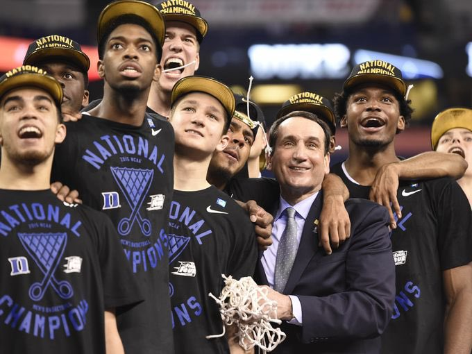 Man, if only Grayson Allen won a ring 😂