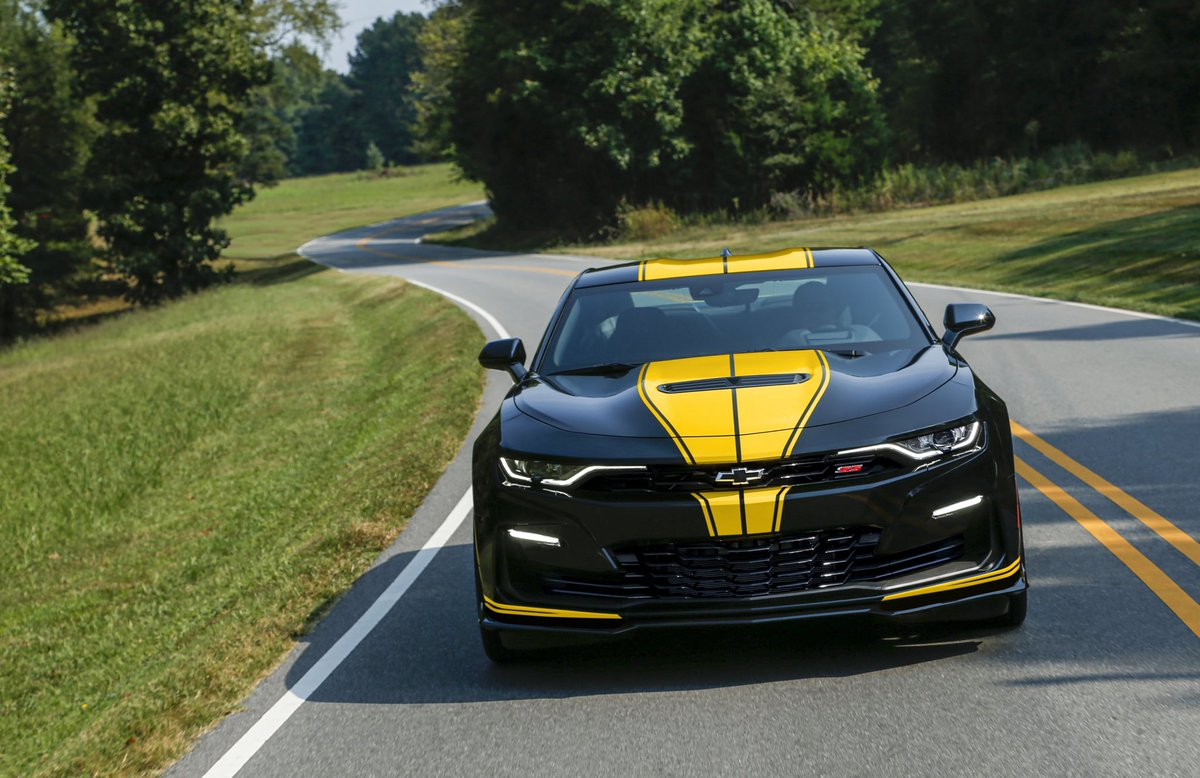 ⏰ Just over 24 hrs. left to enter our #HertzCamaro #Sweepstakes   Just think, this car could be in your driveway. For entry:  @TeamHendrick @WilliamByron   NO PURCHASE NECESSARY. Subject to full official rules.