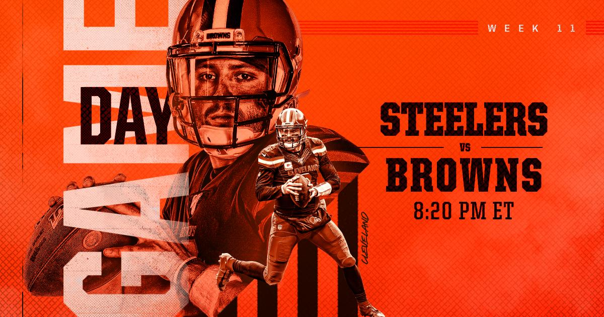 RT if youre ready for GAMEDAY! #PITvsCLE