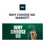 Image for the Tweet beginning: Why users choose the ND