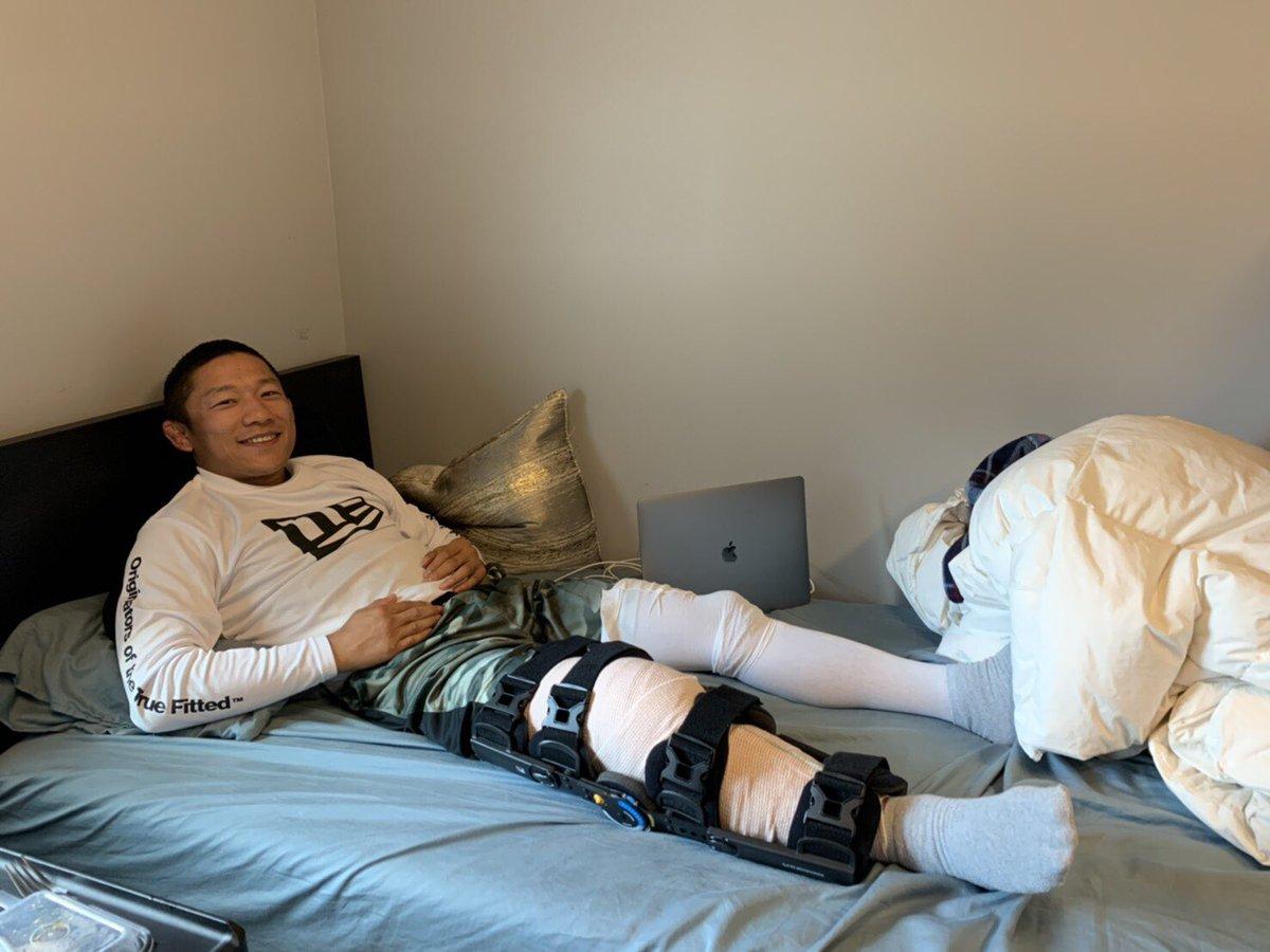 本日の記者会見で発表しましたが、堀口恭司vs.朝倉海の試合は堀口選手の怪我により、中止とさせて頂きました。楽しみにしていたファンの皆様にお詫び申し上げますと共に、堀口選手の回復を心よりお祈り致します。又、海選手の対戦相手も早急に決めて来週中には追加カードと共に発表したいと思います。