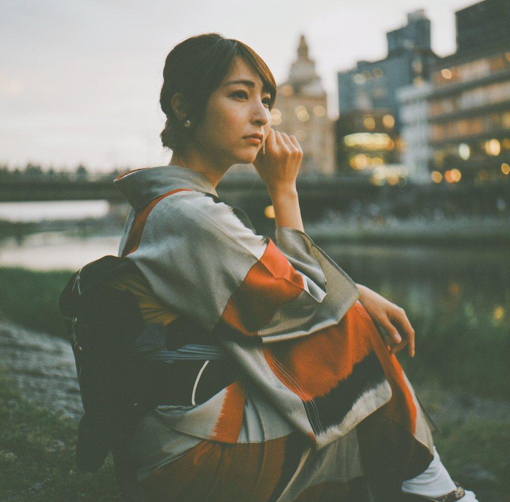 はんなり、京都美人。