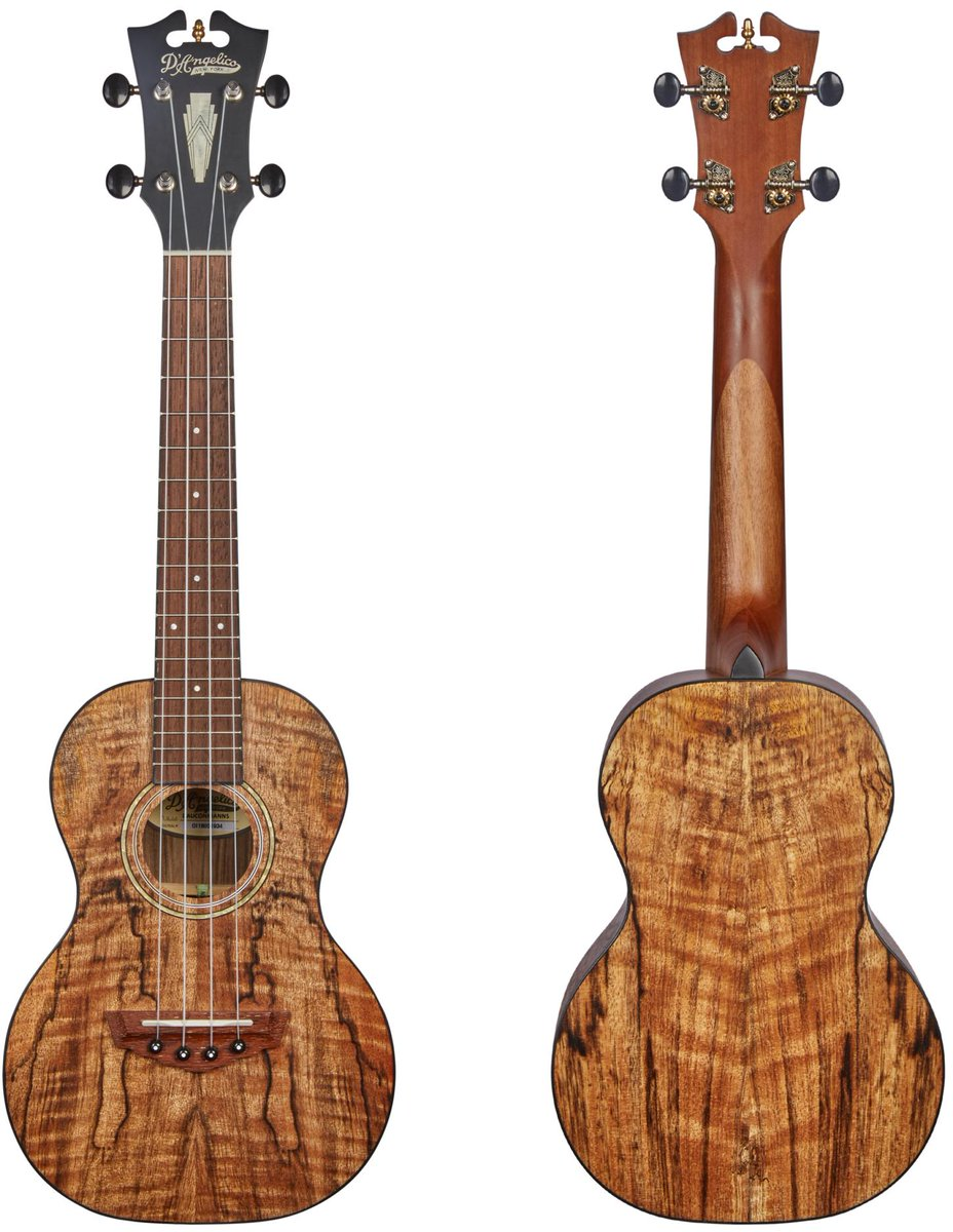 d'angelico guitars bayside mango concert ukulele