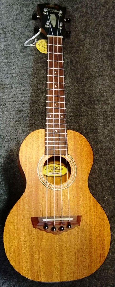 d'angelico guitars bayside mahogany concert ukulele