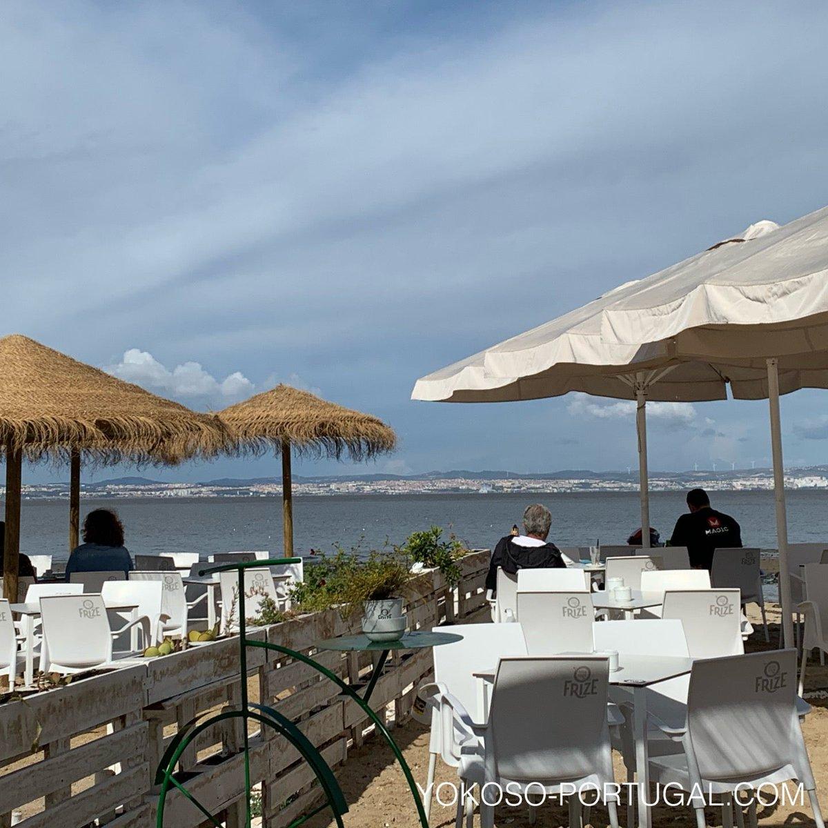 test ツイッターメディア - リスボンの対岸の街、アルコシェッテのカフェ。バスコ・ダ・ガマ橋とリスボンが一望できます。 (@ Snack-Bar PiKolé in Alcochete, Setúbal) https://t.co/eqvzxVPuIZ https://t.co/bQHWVNI5uv