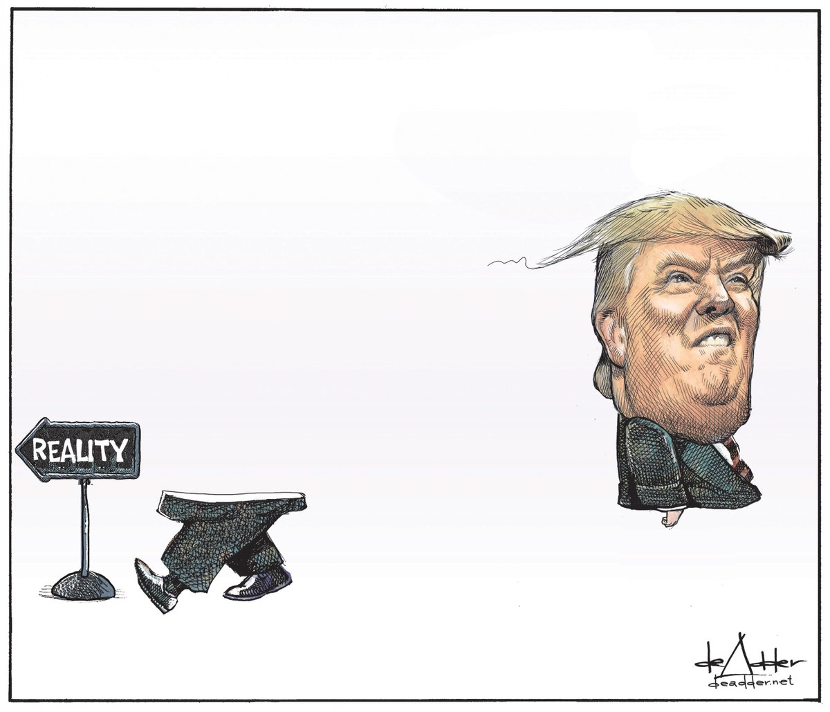 Cartoon repost. #cartoonrepost for #ThrowbackThursday #TrumpImpeachment #TrumpBribery