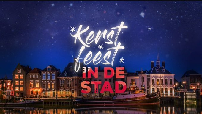 Kerstfeest in de stad met OG3NE, Jamai, Samantha Steenwijk en Wolter Kroes https://t.co/sHNG9TIH4j https://t.co/c3sxs8knnU