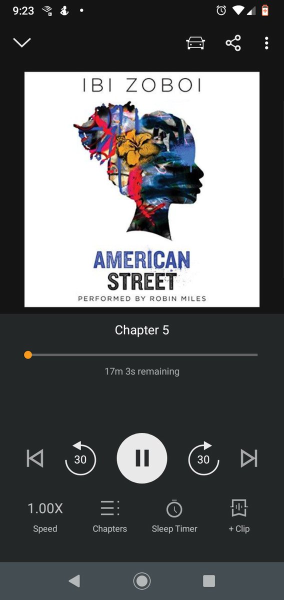 Oh, @ibizoboi this is beautiful! I'm laughing and crying on repeat. #AmericanStreet pic.twitter.com/aNj2b0sNWr