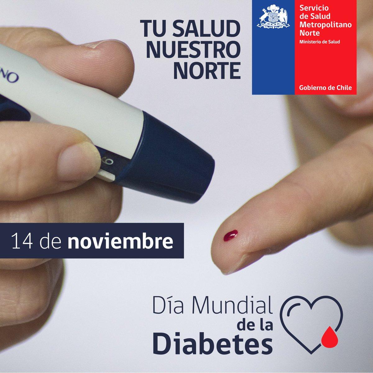 diabetes del servicio metropolitano de salud del norte