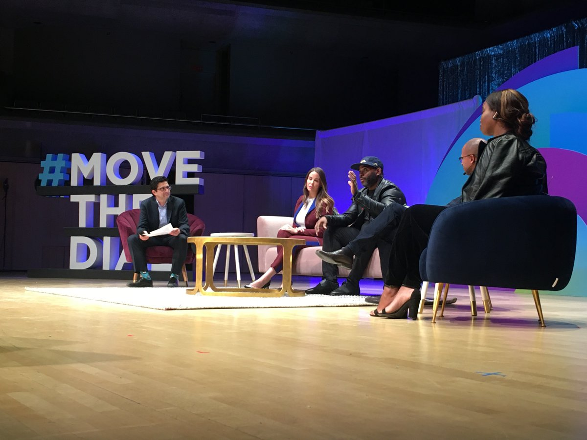 """Diversity is a long-term journey and leaders need to work from the inside-out to understand how and where to make an impact"" @dhoopcamp weighs-in at #MoveTheDial about Diversity and Inclusion: What we got wrong and what we learned from it. https://t.co/FXxlSBTX9K"