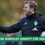 Image for the Tweet beginning: Florian #Kohfeldt hat bei #Werder