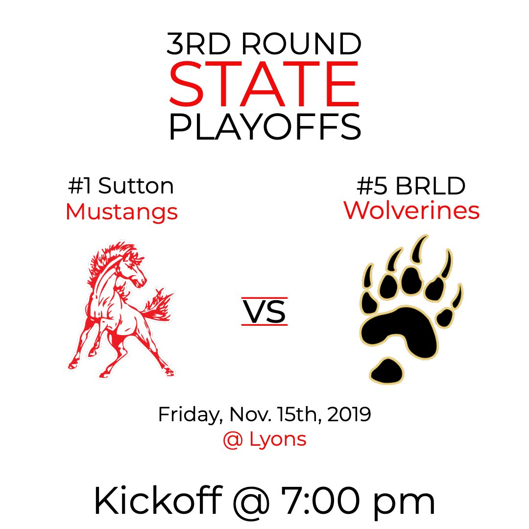 Is it Friday yet? Semi Final game action...see you there Sutton!@SuttonSchools #gostangs🐴💪🏻
