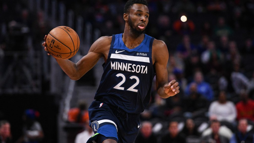 Andrew Wiggins is slowly shedding the bust label. bit.ly/2qQpQxA