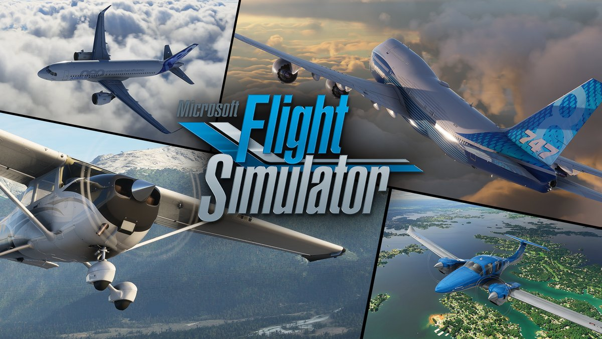 The sky is the limit, technically. #X019 #InsideXboxMicrosoft Flight Simulator is coming soon: https://xbx.lv/32N84IE