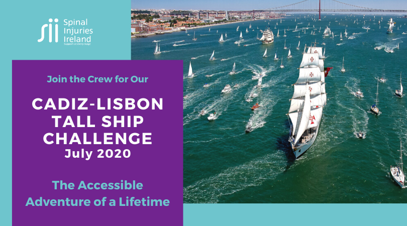 We are hugely excited to announce details of our 2020 SII Tall Ships Challenge! This year we will crew the SV Tenacious Tall Ship from Cadiz to Lisbon as part of the @TallShipsRaces and we are looking for crew members! No Sailing experience required. See: bit.ly/SIITallShips20…