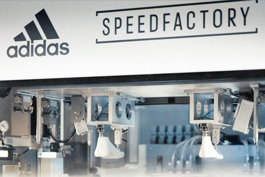 Adidas cerrará sus fabricas automatizadas con robots