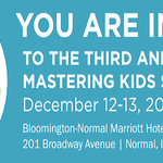 Image for the Tweet beginning: The Mastering KIDS Summit hosted