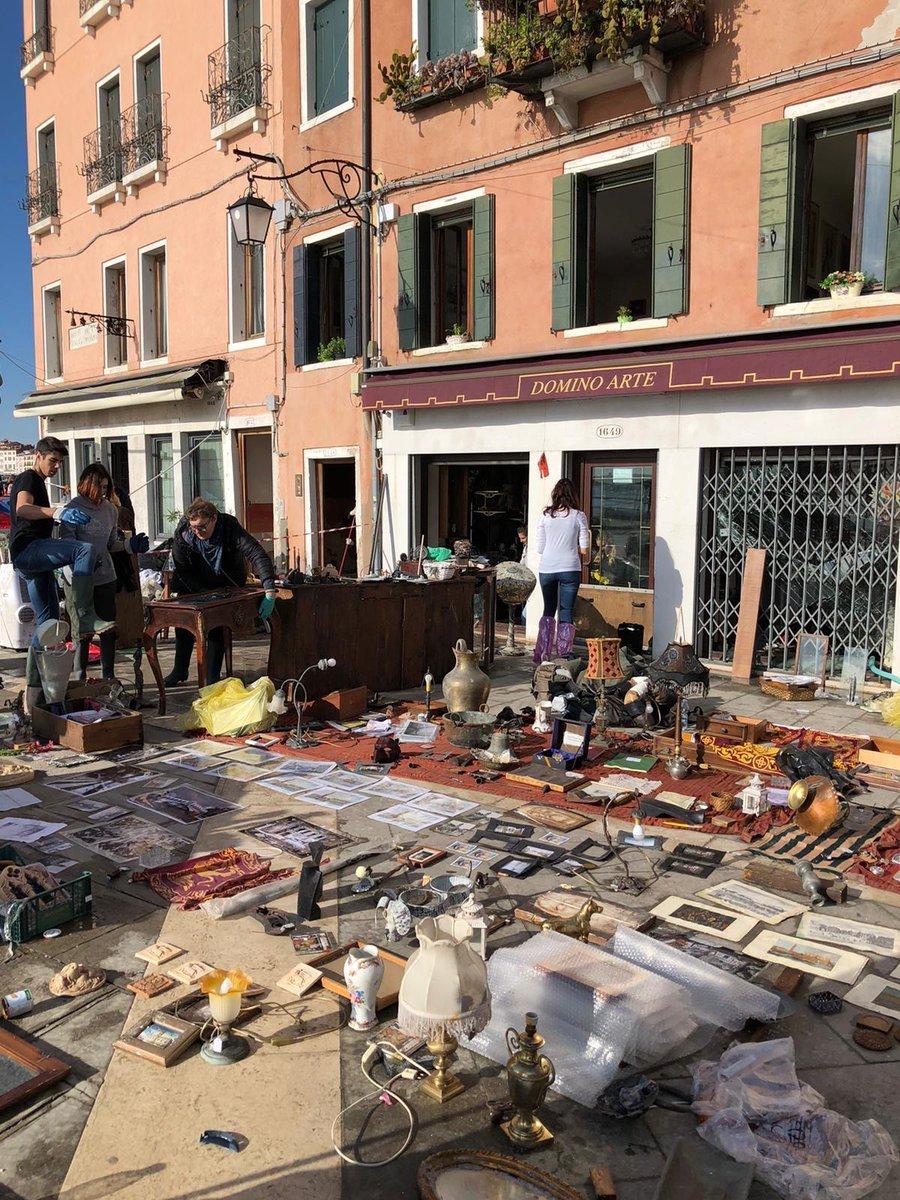 Acqua alta, anche #Venezia ha i suoi «angeli del ...