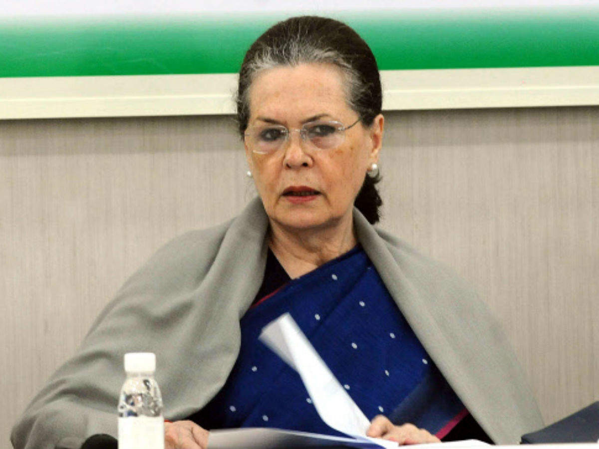 Their language modern, but they're taking India backward: #SoniaGandhi flays government at Nehru memorial lecture  READ: http://bit.ly/34ZuPuA