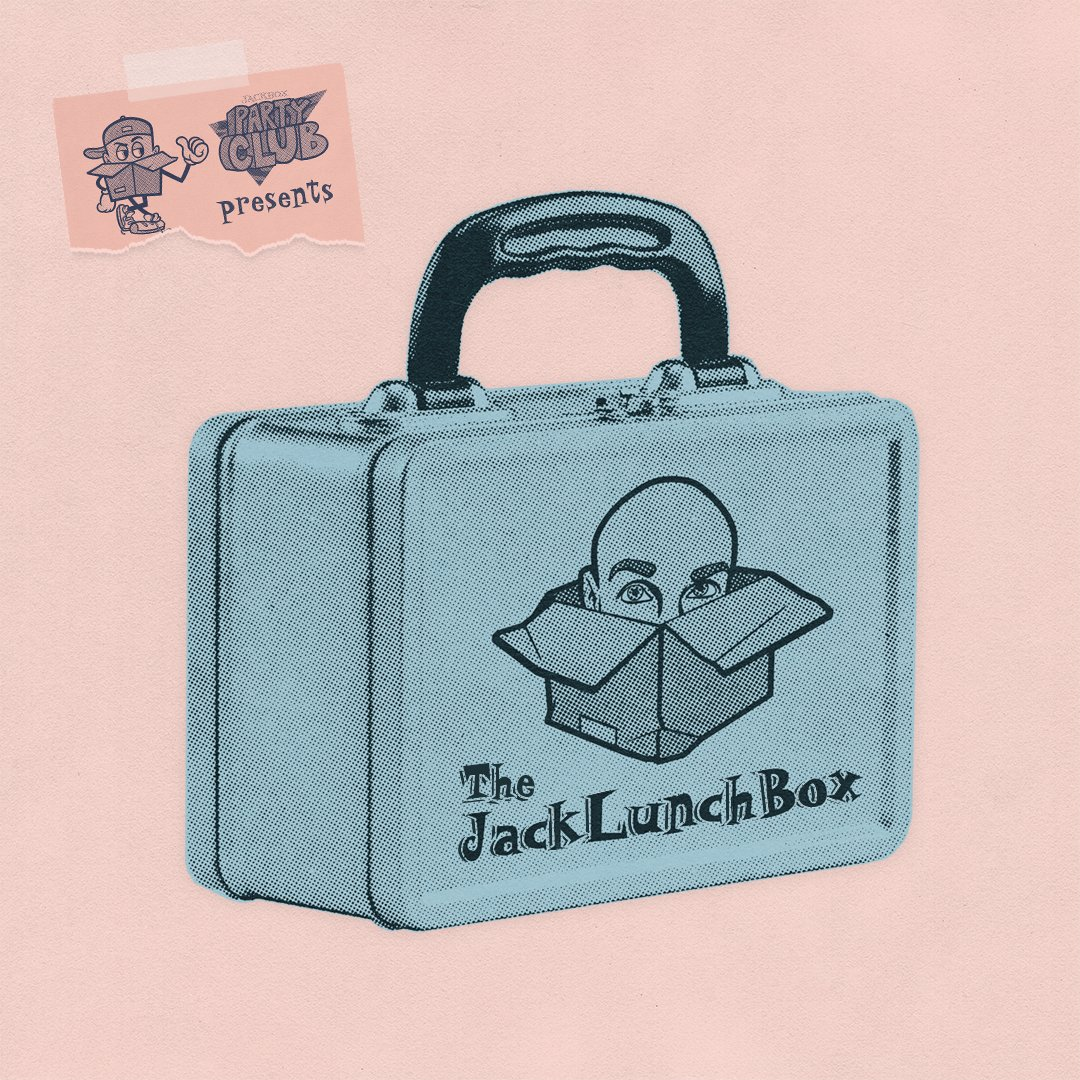 """Join us for The Jackbox Party Club today at 3:30 CT, and then come back tomorrow at 12 PM CT for a special chicken-fried playthrough of """"I Love You, Colonel Sanders!"""" in the first-ever episode of The JackLunchBox!"""