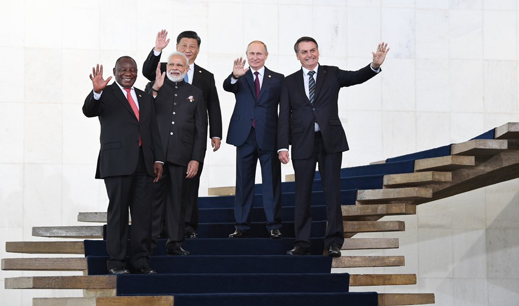 The BRICS Summit in Brazil has been a very productive one. We had fruitful dialogues on cementing ties in trade, innovation, technology and culture. The focus on futuristic subjects will surely lead to deeper cooperation that will benefit the people of our respective nations.