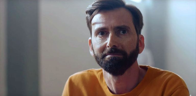 David Tennant as Tom Kendrick from Deadwater Fell