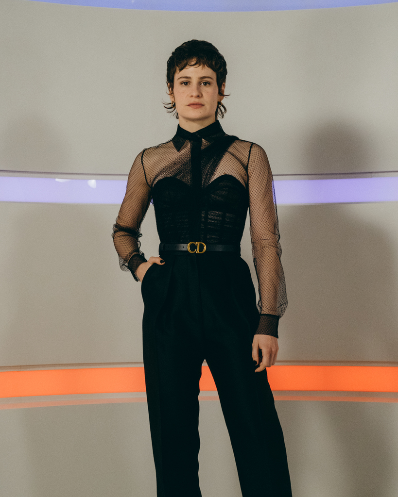 @QueensChristine, who takes to the stage at the @Guggenheim International Gala pre-party for an exclusive performance, arrived wearing a custom look by Maria Grazia Chiuri, brought to life thanks to the finest #DiorSavoirFaire. Follow the event on.dior.com/gig2019. #GIG2019