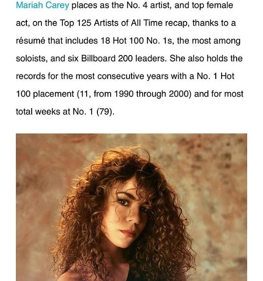 I stan a queen. Congratulations @MariahCarey #Lambily #MariahCarey  #Billboard<br>http://pic.twitter.com/rAHXSWR9NM