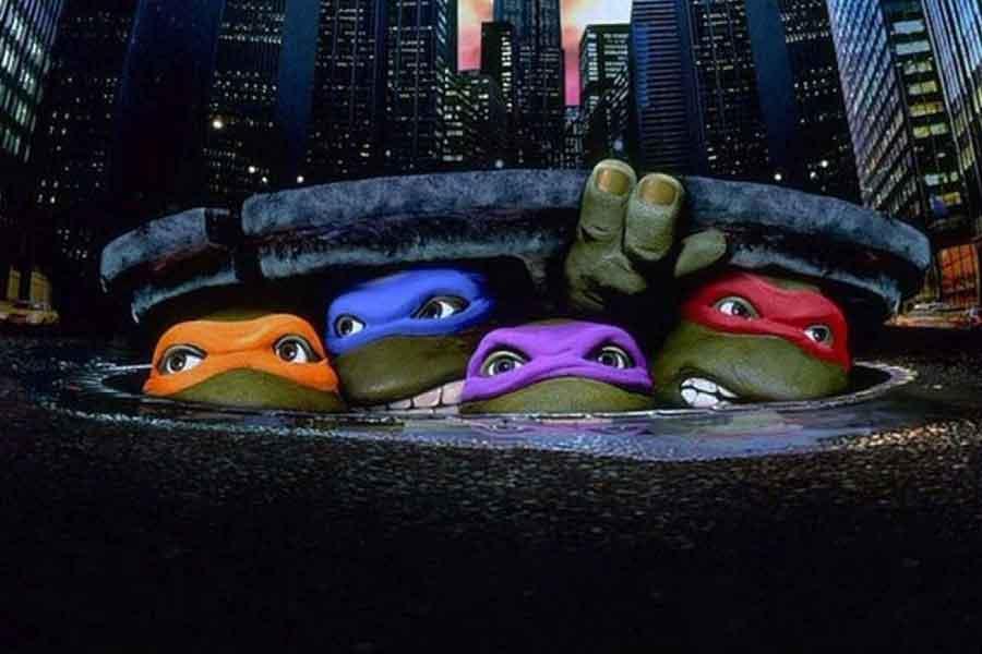Netflix haría una serie live-action de Las Tortugas Ninja