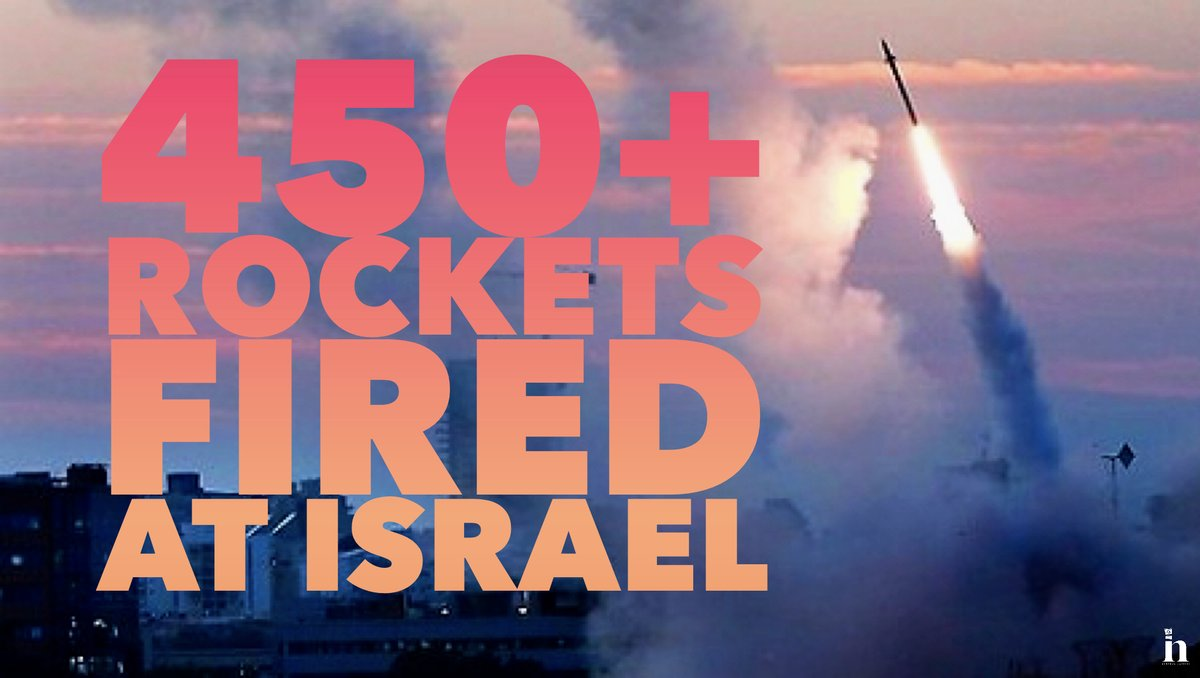 In 48 hours, 450 rockets were fired from #Gaza at Israel.   This is NOT normal!   When Israel is targeted - the media is silent. When Israel strikes back - the media says Israel attack Gaza. I'm sick of their hypocrisy. #IsraelUnderFire <br>http://pic.twitter.com/abTyvdnkwv