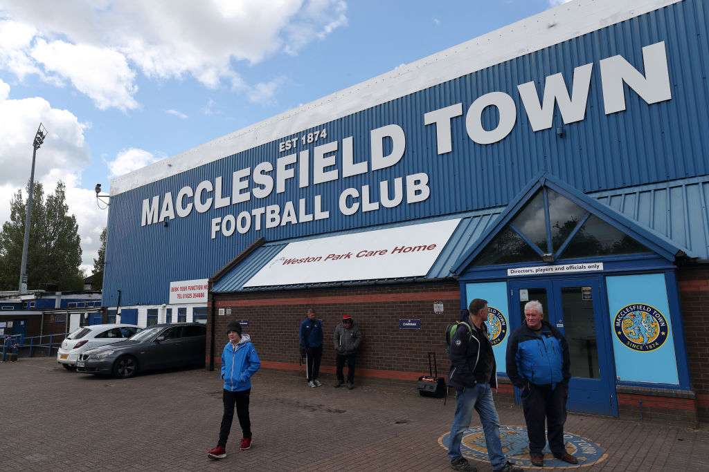Macclesfield Town have been charged with misconduct by the EFL.In full: 👉https://bbc.in/2KnbZFY