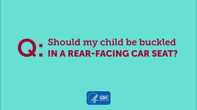 Image for the Tweet beginning: #DYK? Buckling children in age-