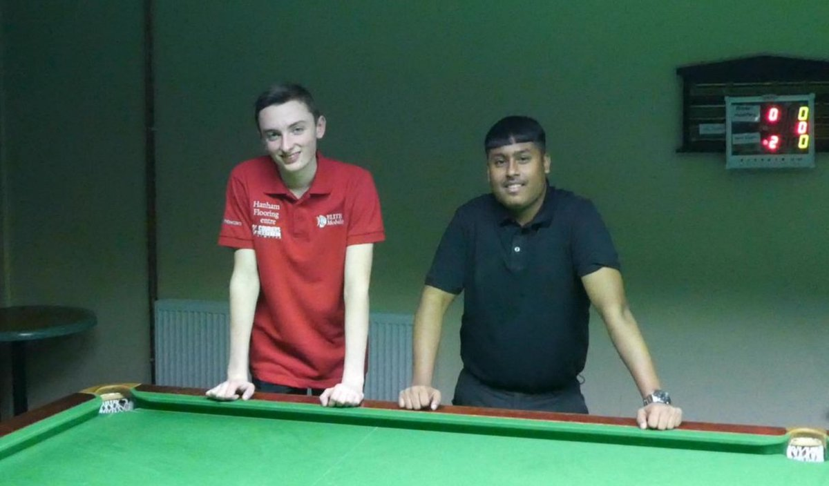 test Twitter Media - 📰 THE EPSB WEEKLY | A bumper schedule of junior snooker was the agenda last weekend as several EPSB events took place up and down the country.  You can read about it in the latest edition of The EPSB Weekly 🔽 https://t.co/RWtXZF5aFg  #EnglishSnooker #JuniorSnooker https://t.co/p8vYMh5s1p