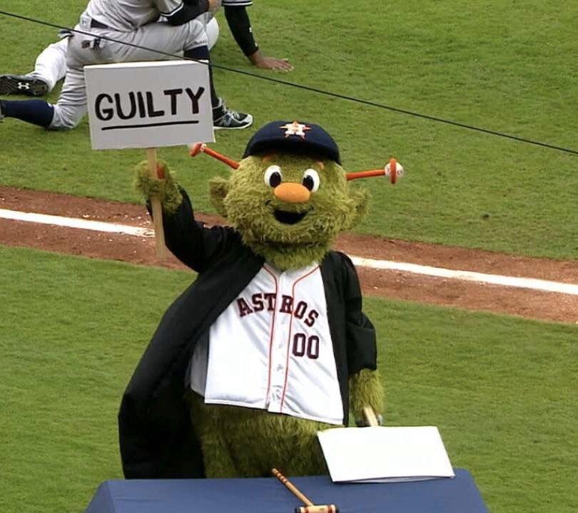 Astros Mascot >> Eric Stangel On Twitter Breaking Astros Mascot Orbit Is