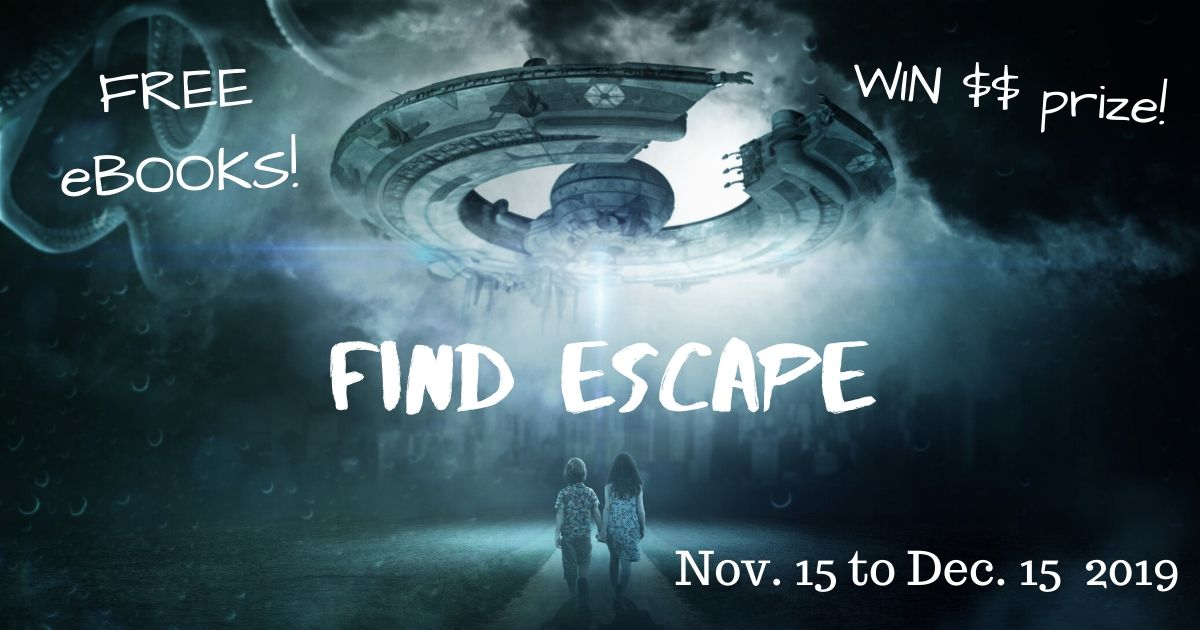 #GiveawayAlert ~ Enter to #win a $20 #GiftCard  AND Escape in a story. Check out the #FREE books   #UF #PNR #urbanfantasy #scifi #freebooks #paranormal #supernatural #fantasy #goodreads #mustread #greatreads #Booklovers #Bookbuzz #BookBoost #IARTG #PDF1