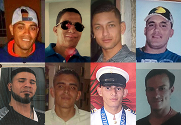 These young men are only a small share of victims who have been killed by Venezuela's elite police force, known as FAES. A @Reuters investigation reveals different stories behind their deaths https://reut.rs/2qTrD4O