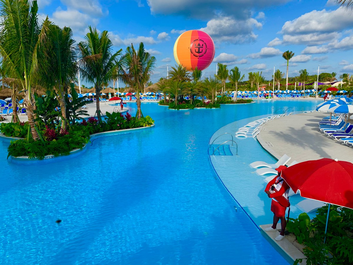 A4: We love everything about Royal Caribbean's Private Island - CocoCay 🏝️ #twchats https://t.co/AR9M7BIZWT
