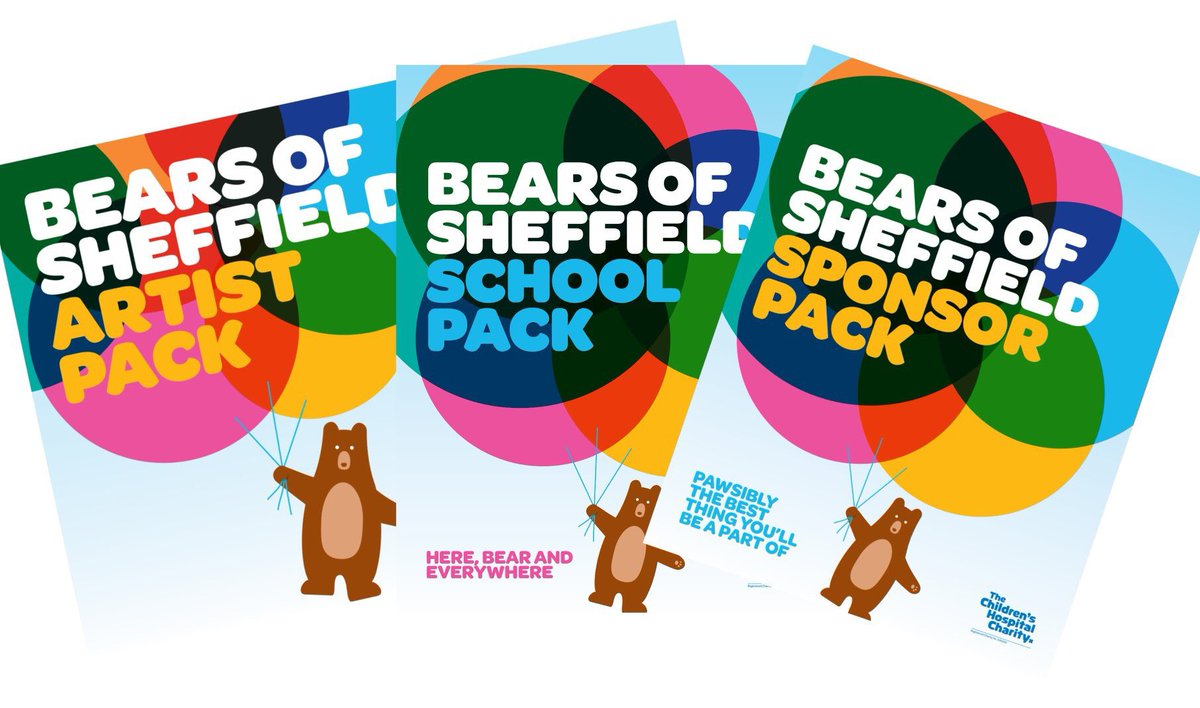 We are looking for businesses, schools and artists to get involved with all things bears! If you would like more information please send us an e-mail to sculptures@tchc.org.uk 🐻 #BearsofSheffield
