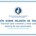 Image for the Tweet beginning: Consulta aquí la declaración pública