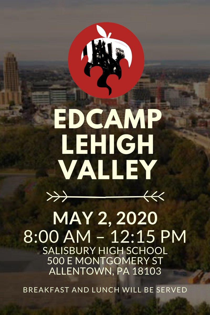 👀#edcamplv #edcamp