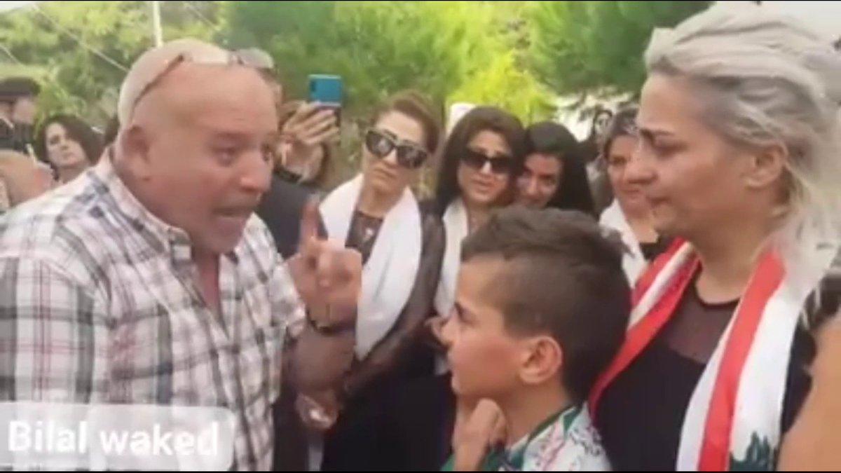 ماذا قال أهالي #عكار لابن الضحية #علاء_أبو_فخر ؟