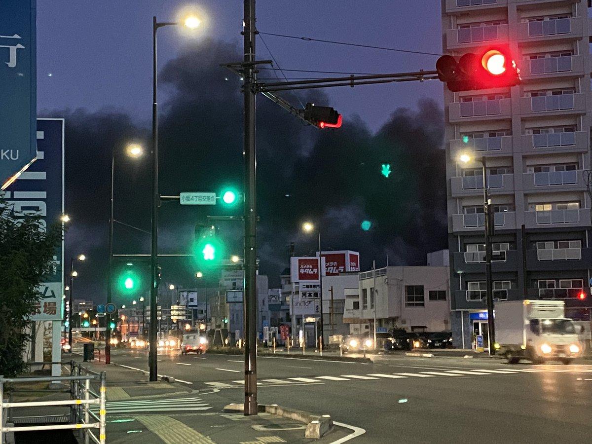 松山 市 火事