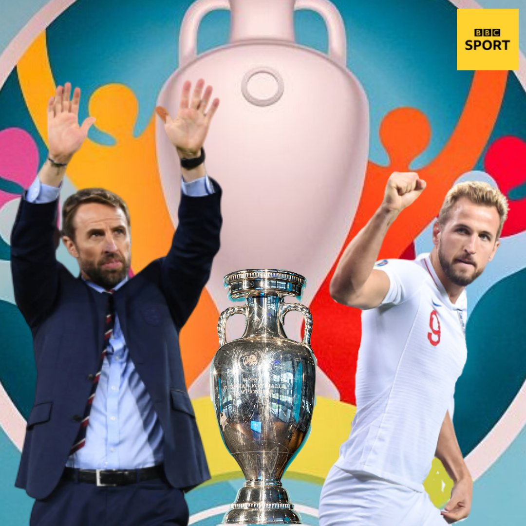 FULL TIME: England 7-0 Montenegro. England qualify for #Euro2020 with an emphatic win over Montenegro, thanks in part to a Harry Kane hat-trick.  Live: https://bbc.in/33LLxNO #ENGMON #England1000