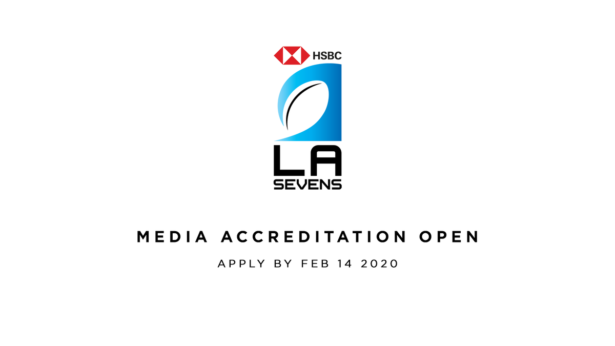 Attention all accredited press: Join us for the height of the @worldrugby7s season @LASevensRugby Feb 29 ☀️ APPLY » usarug.by/351YIKH