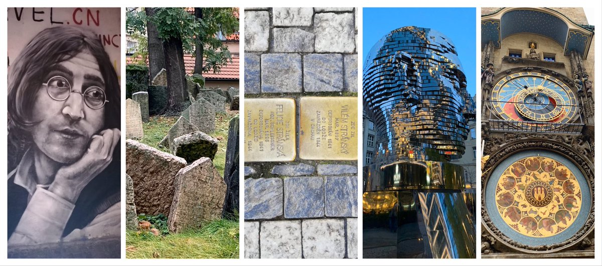 Some amazing sights of Prague.