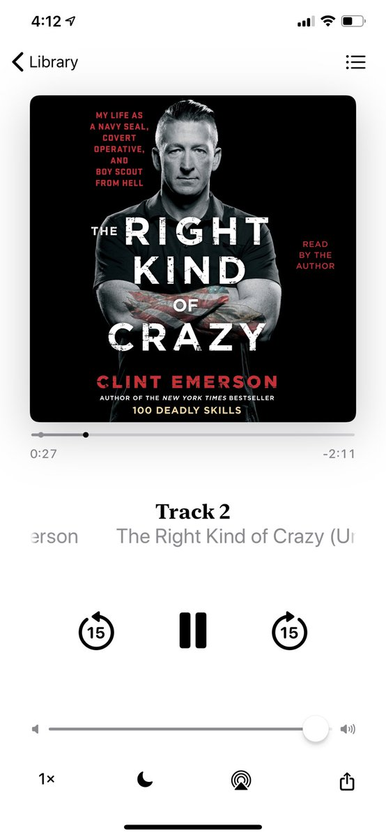 Clint Emerson On Twitter Check Out The Behind The Scenes Action Of Me Reading My Audiobook Therightkindofcrazy Available Now From Simonaudio Get Your Copy Here Audible Https T Co Qip3ntidqq Apple Books Https T Co Emebebyay6 Google Play